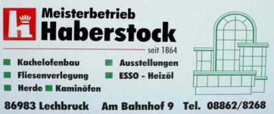 Ofenbau Haberstock