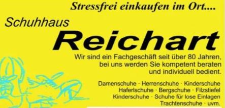 Schuhhaus Reichart